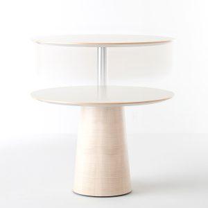 Cone Adjustable Table