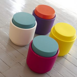 Tingle Stools1 by Luxxbox